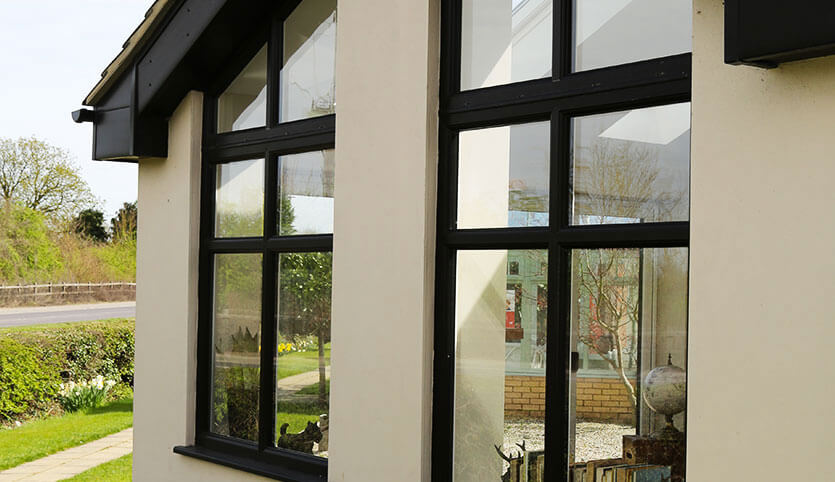 aluminum replacement windows