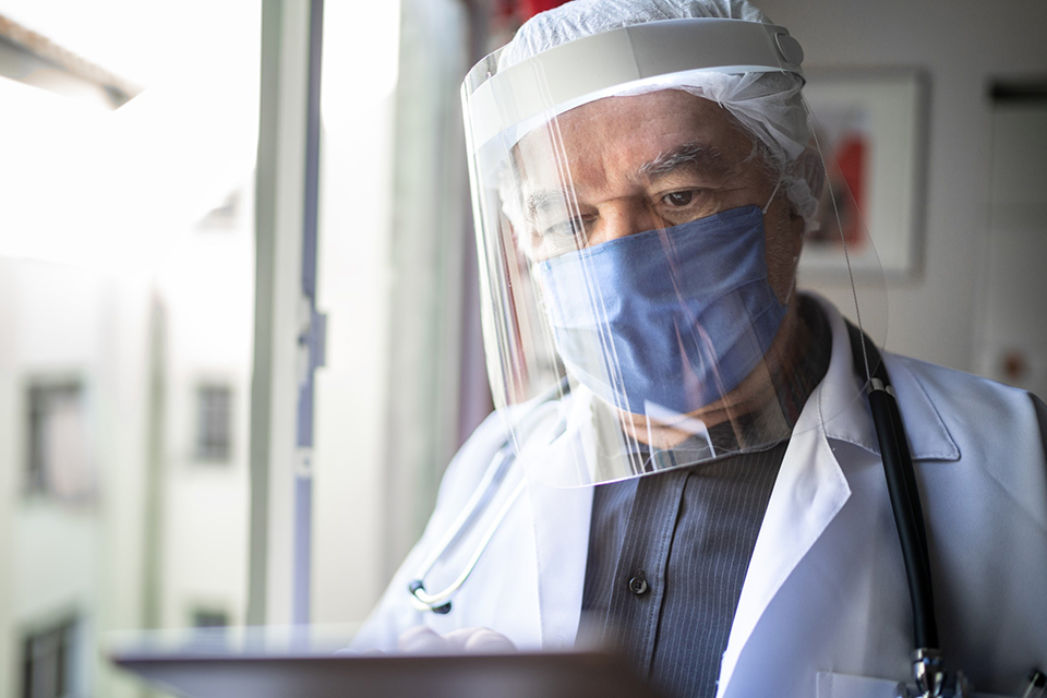 Important Things to Know About PPE Face Shield